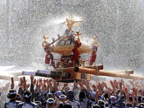 2017富岡八幡宮例祭の順路や見所は!屋台やイベントも気になる!