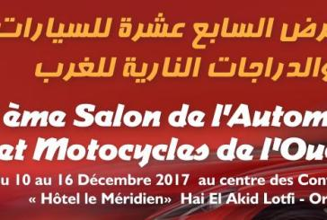 AutoWest MotoWest 2017 - du 10 au 16 décembre
