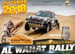 Rallye Al Wahat 2018