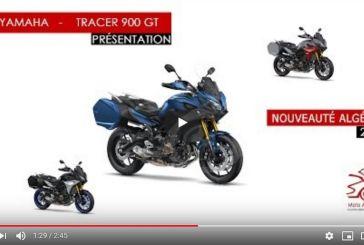 [VIDEO] Présentation de la nouvelle Yamaha Tracer 900 GT