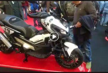 [LIVE] Salon de la moto et du Scooter 2019 de Marseille : Stand de HONDA