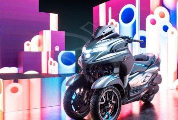 [EICMA 2018] 3CT : le nouveau prototype 3 roues urbain de Yamaha