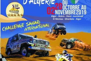FASM : Le Rallye d'Algérie