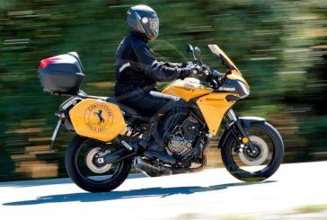 Yamaha Tracer 700, la moto officielle de la Vuelta