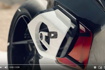 [VIDEO] Vision DC Roadster : Le futur électrique de BMW Motorrad