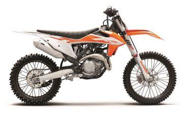 KTM LANCE SA NOUVELLE GAMME SX 2020