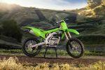 Kawasaki dévoile la nouvelle KX250 2020