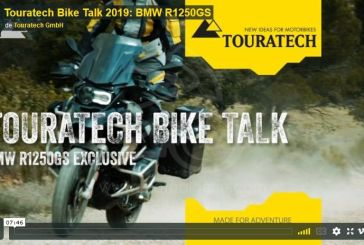 Touratech Bike Talk 2019: BMW R1250GS