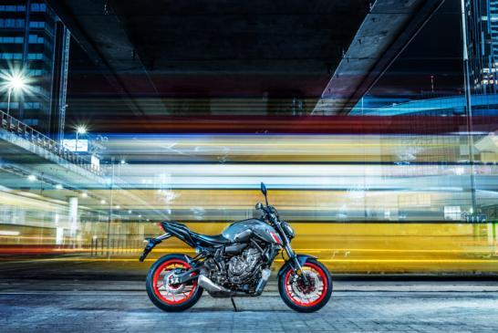Yamaha MT-07 2021 a 1