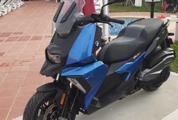 BMW Motorrad Algérie lance le nouveau scooter C400X