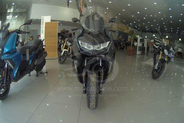 BMW Motorrad Algérie : Arrivée du nouveau C400GT