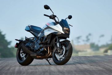 [INTERMOT 2018] Nouveauté 2019 : Résurrection de la Suzuki KATANA