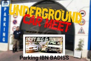 """Premier """"Underground Car meeting"""" vendredi prochain à Oran"""