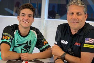 Moto3 : Ramírez grimpera en Moto2 chez American Racing