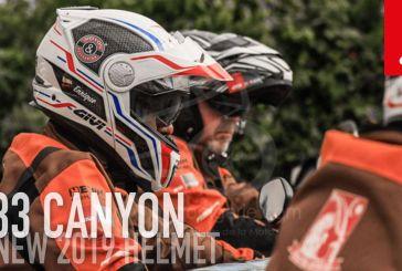 GIVI lance le nouveau casque modulable : X.33 Canyon