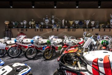 Yamaha Motor Europe : Lancement d'un hall de collection à Amsterdam
