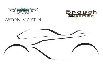 Aston Martin collabore avec Brough Superior pour une moto en édition limitée