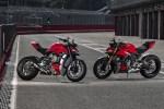les Nouvelles Ducati Streetfighter V4 et Streetfighter V4 S
