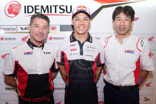 MotoGP : Nakagami et Honda rempilent pour une saison !