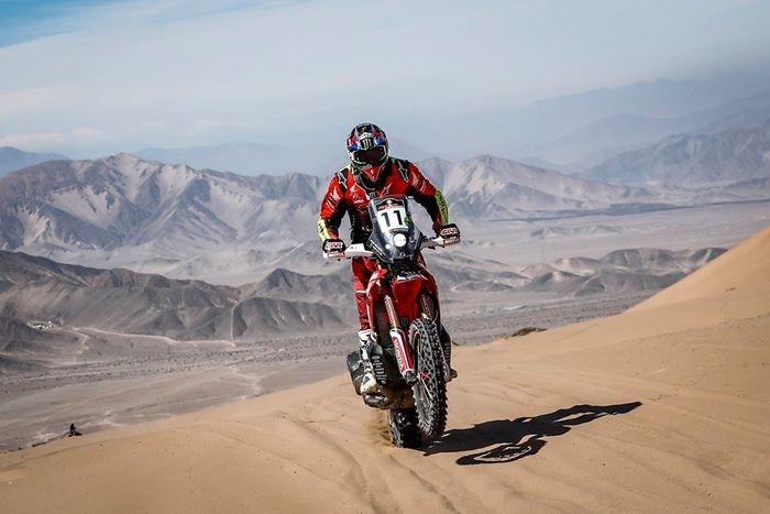 Le rallye du Maroc pour terminer