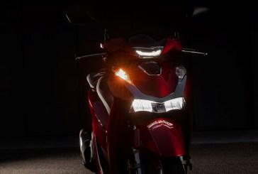 Nouveau Honda SH125i 2020