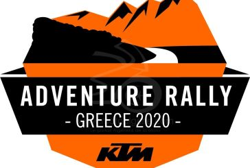 L'EUROPEAN KTM ADVENTURE RALLY SE REND EN GRECE EN 2020