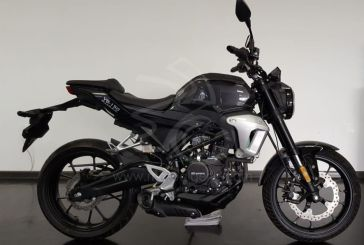 Nouvelle AS Motors V8 150cc