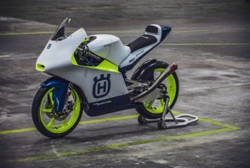 MOTO3 : HUSQVARNA REVIENT À LA COMPÉTITION AVEC MAX RACING TEAM