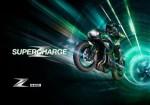 PIRELLI DIABLO ROSSO III : Choisi en première monte pour la Kawasaki Z H2 !