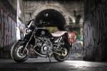 Moto Morini présente la nouvelle Super Scrambler à EICMA