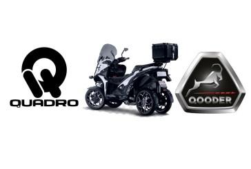 Quadro Vehicles devient QOODER !