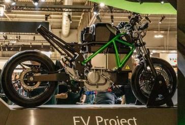 Kawasaki dévoile un concept électrique MidSize