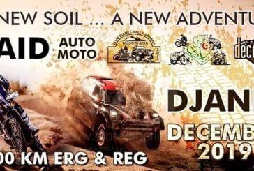 Rallye Raid Djanet : Une première édition pour clôturer l'année !