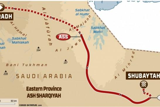 DAKAR 2020 - Stage 11 : de Shubaytah à Haradh
