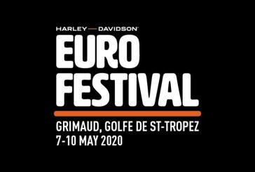 THE HARLEY-DAVIDSON EURO FESTIVAL : du 7 au 10 mai 2020 à Grimaud
