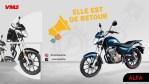 """VMS Industrie : Retour du petit Roadster """"ALFA"""""""