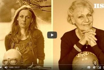 [Vidéo] La première femme à faire un tour du monde à moto : rencontre avec Anne-France Dautheville