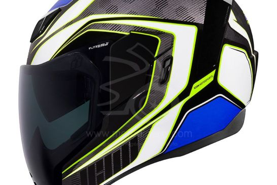 ICON Airflite Raceflite 2020 Blue