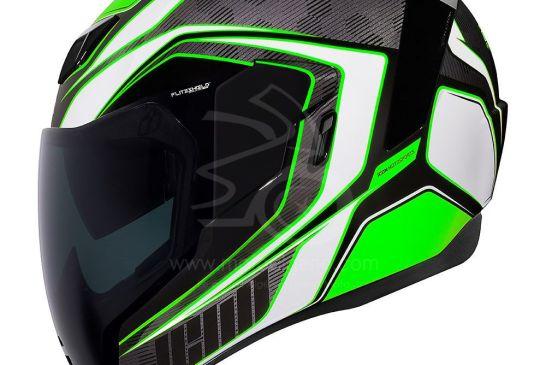 ICON Airflite Raceflite 2020 Green