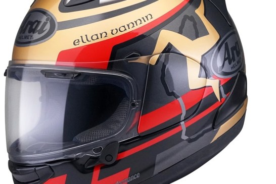 Arai RX-7V « Isle of Man TT 2020 »