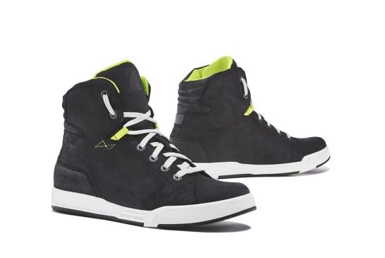 FORMA Boots 2020 - Urban - SWIFT-DRY-BLACK-WHITE
