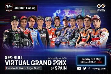 MotoGP - Moto : Grand Prix d'Espagne virtuel
