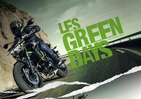 Kawasaki France : Les Green Days reviennent pour 2020 !