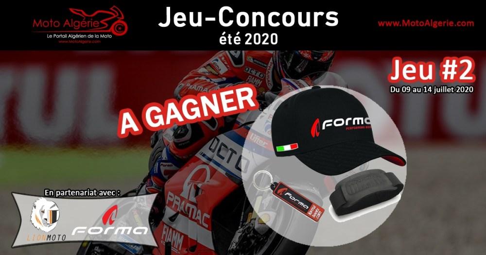 JEU-CONCOURS été 2020 - JEU#2 - Moto Algérie