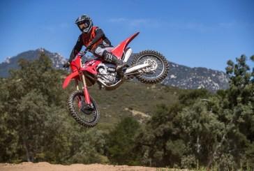 Honda devoile la nouvelle CRF450R 2021
