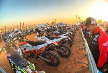 Rallye tout-terrain : Améliorations techniques