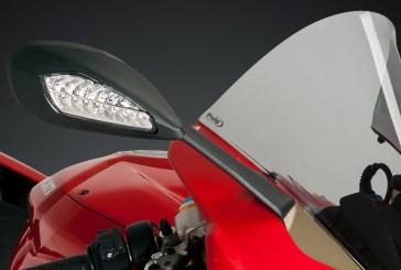 PUIG : Nouvelles bulles Puig Racing pour la Ducati Panigale