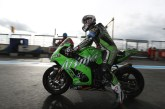 Le Team Webike SRC Kawasaki France Trickstar officialise sa collaboration avec le manufacturier pneumatique Michelin