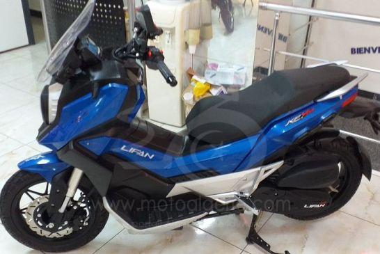 01 - LIFAN KPV150 - Moto Algerie