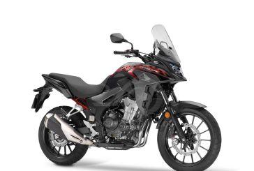Honda dévoile la nouvelle CB500X 2021